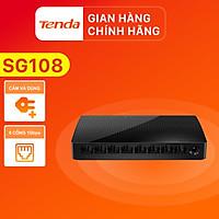 Bộ chia mạng Switch Tenda SG108 8 cổng Ethernet 1000Mbps - Hàng Chính Hãng
