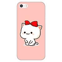 Ốp lưng dẻo cho Apple iPhone 5 / 5s _Cute 05