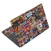 Miếng Dán Decal Dành Cho Laptop Mẫu Hoạt Hình LTHH - 322
