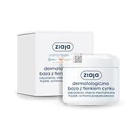Kem Kẽm Oxit - Ziaja Dermatological Base With Zinc Oxide 13% - 80g