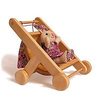 Thỏ ngồi xe đẩy ET18-0004