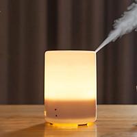 Máy xông tinh dầu, phun sương tạo độ ẩm không khí kiêm đèn ngủ tự ngắt  - Hàng chính hãng