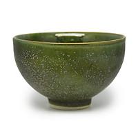 06 Chén trà- Bát Cúp S3 Đông Gia  - xanh   pha lê crystal 14