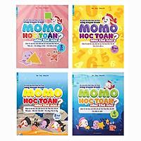 Combo Momo Học Toán Như Thế Nào (Bộ 4 Cuốn)