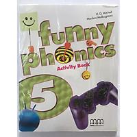 Funny Phonics 5 (Activity Book) + CD