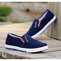Giày lười vải nam TRT-GLN-06