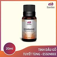 Tinh dầu nguyên chất gỗ Tuyết Tùng – Essenbee – 20ml