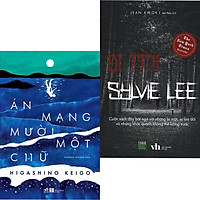 Combo Trinh Thám Hấp Dẫn :  Đi Tìm Sylvie Lee (2020 )+ Án Mạng Mười Một Chữ ( Higashino Keigo) / BooksetMK (Bộ Những Truyện Trinh Thám Mới Phát Hành )