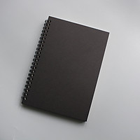 Sổ tay vẽ chì (sketchbook) giấy mỹ thuật Notturno