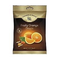 Kẹo trái cây Đức vị CAM MỌNG NƯỚC - FRUITY ORANGE Cavendish & Harvey dạng gói 100g