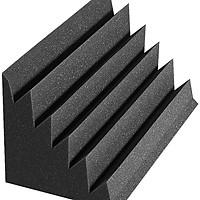 Bộ 3 mút basstrap góc cho phồng âm thanh-Basstrap Studio froam