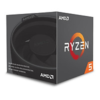 Bộ vi xử lý CPU AMD Ryzen 5 1600X - Hàng Chính Hãng