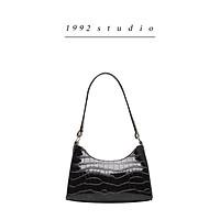 Túi xách nữ/ 1992 s t u d i o/ KATIA BAG/ túi xách nữ kẹp nách đơn giản/ màu đen