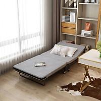 Giường ngủ thông minh gấp gọn , Giường xếp văn phòng tùy chỉnh 5 cấp độ tạo tư thế thuận tiện thoải mái - HÀNG CHÍNH HÃNG