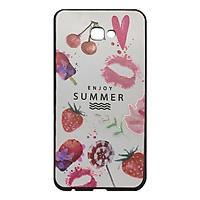 Ốp Lưng Dẻo Dành Cho Samsung J7 Prime Enjoy Summer
