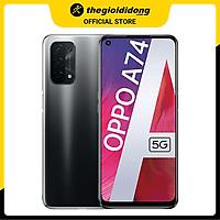 Điện thoại OPPO A74 5G - Hàng chính hãng
