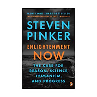 Sách - Enlightenment Now: The Case for Reason, Science, Humanism, and Progress by Steven Pinker - (US Edition, paperback)
