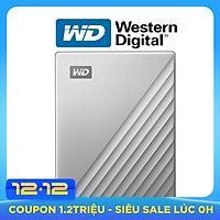 Ổ Cứng Di Động WD My Passport Ultra 2TB USB Type C - Model 2019 - Hàng Nhập Khẩu
