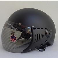 Mũ bảo hiểm nửa đầu GRS A08K size bé