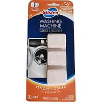 Viên vệ sinh khử mùi máy giặt Glisten 63g