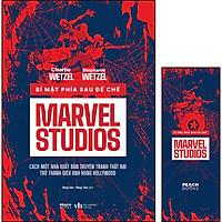 Bí Mật Phía Sau Đế Chế Marvel Studios (Tặng Kèm Bookmark)