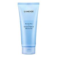 Sữa Tắm Laneige Perfumed Bath & Shower Gel Relaxing Musk (200ml / Tuýp)