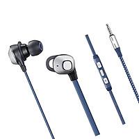 Tai nghe nhét tai Rectangle Design dành cho điện thoại Samsung và Apple iPhone, iPad - Hàng chính hãng
