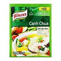[Chỉ Giao HCM] - Big C - Gia vị canh chua Knorr 30g  - 10982