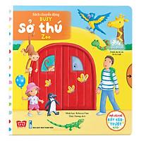 Sách Tương Tác - Sách Chuyển Động - Busy - Zoo - Sở Thú