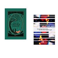 Combo 2 cuốn sách: Trong Khi Chờ Đợi Godot + Xứ sở diệu kỳ tàn bạo và chốn tận cùng thế giới