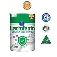 Lactoferrin formula milk powder tăng cường sức đề  kháng