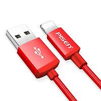 Dây Cáp Pisen Cable Lightning Double Sided USB (1m) - Hàng Chính Hãng