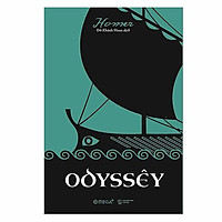 Sách - Odyssêy (Tái bản 2018)