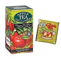 Hồng trà táo Mlesna Apple Tea - 30 gói/ hộp