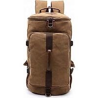 Balo nam thời trang vải canvas BL0014 - đi chơi - du lịch - đựng hành lý