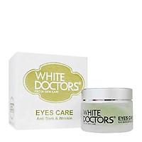 Kem giúp làm mờ vết thâm quầng, giảm bọng mỡ dưới mắt White doctors Eyes Care (25g)