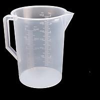 Bộ 2 Ca Đong Nhựa Có Vạch Chia Định Lượng 3 Lít