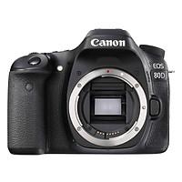 Máy Ảnh Canon EOS 80D (24.2MP) - Hàng Nhập Khẩu