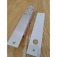 2 bộ khóa chốt điện dành cho nhiều loại cửa