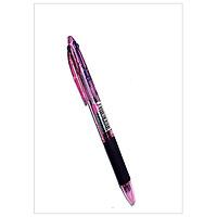 Bút Bi 4 Màu MGL_74904_1200 4-Color Ball Point Pen 0.7 (Pink)