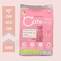 Thức Ăn Cho Mèo Con - Catsrang Kitten 400g