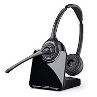 Tai nghe Plantronics CS520 Wireless Headset - Hàng chính hãng: Quản lý cuộc gọi tối ưu với chất lượng âm thanh tuyệt vời,