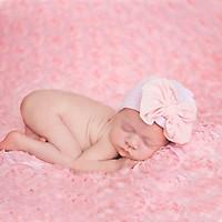 Nón tuban cho bé sơ sinh - Nón tuban cho bé gái xinh xắn