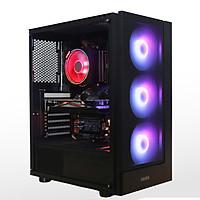 Máy tính chơi game, thiết kế đồ họa AMD Ryzen 7 2700X / Ram 16GB / GTX 1060 6G Gaming OC-Hàng chính hãng, bảo hành dài