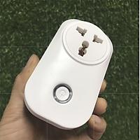 Ổ điện thông minh ổ cắm điện wifi điều khiển từ xa hẹn giờ bật tắt phiên bản tiếng việt