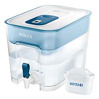 Bình Lọc Nước BRITA Flow Basic Blue - 8.2L (Kèm Maxtra Plus) - Hàng Chính Hãng