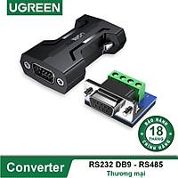 Bộ chuyển RS232 ra RS485 adapter sử dụng trong thương mại và công nghiệp UGREEN CM261 - Hàng chính hãng