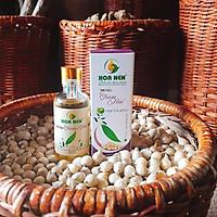 Tinh dầu tràm nguyên chất ngâm củ nén 50ml - Hoa Nén