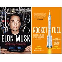 Combo Sách : Elon Musk: Tesla, SpaceX Và Sứ Mệnh Tìm Kiếm Một Tương Lai Ngoài Sức Tưởng Tượng + Người Có Tầm Nhìn, Kẻ Biết Hành Động