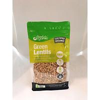 Đậu lăng xanh - Green Lentils Absolute Organic 400g